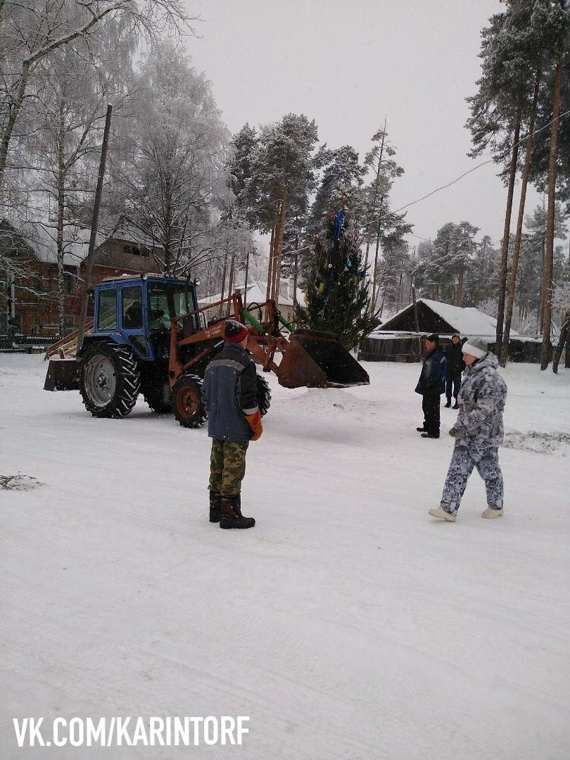 Каринторф может стать туристическим центром Чепецка
