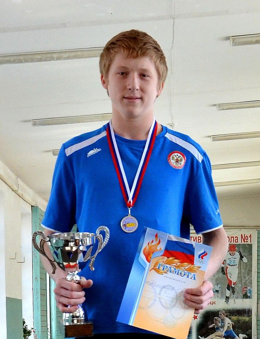 Чепчанин стал чемпионом России по легкой атлетике