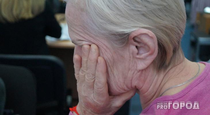Чепчанин вышел из тюрьмы и, представившись сотрудником колонии, обманул пенсионерку