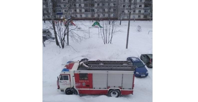 В Чепецке эвакуировали учеников из школы № 8