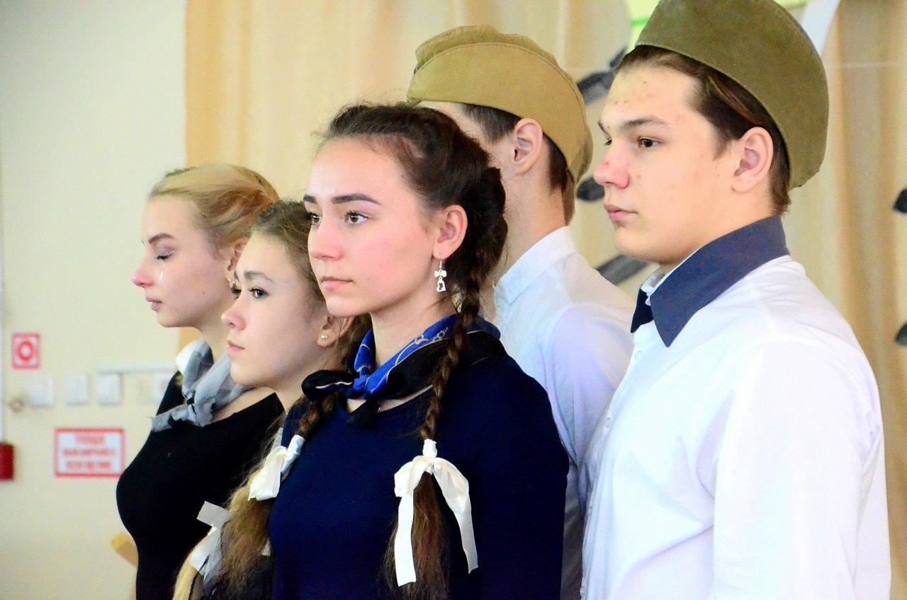 В Кирово-Чепецке прошел «Урок мужества»