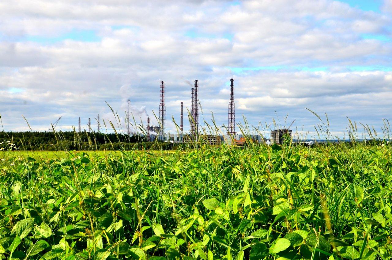 «УРАЛХИМ» направил 377 миллионов рублей на экологические проекты