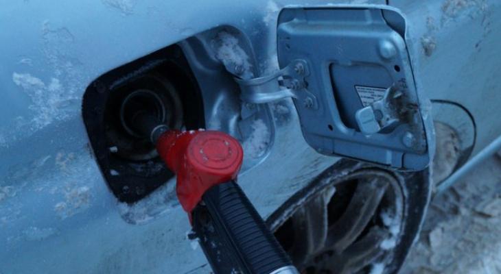 """""""Залил бензин, а на утро в фильтре - лед"""": чепчанин рассказал о покупке топлива"""