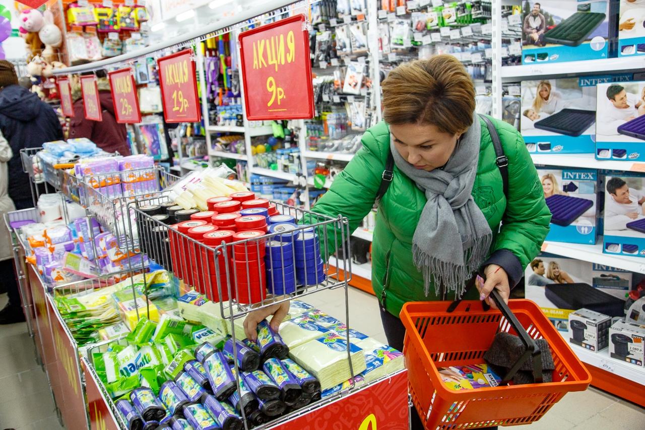Открытие «Галамарта» в Кирово-Чепецке: все, что вынесете из магазина за минуту – забираете бесплатно!