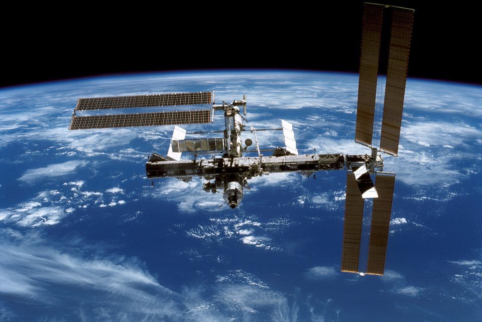 В марте чепчане смогут наблюдать пролет МКС над городом