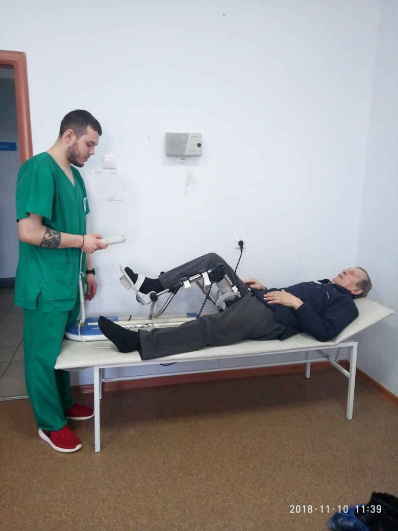 Отделение «Реабилитация»: поможет восстановиться после тяжелых заболеваний и травм
