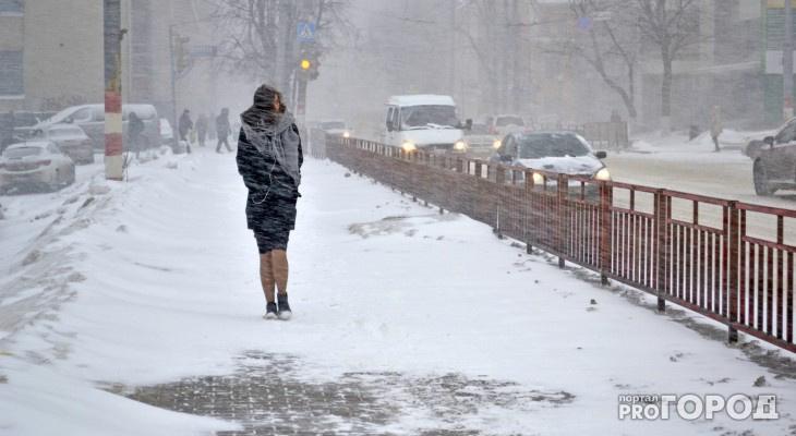 8 марта в Чепецке ожидается значительное усиление ветра