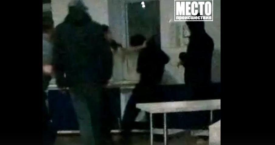 В одном из кафе Кирово-Чепецка произошла массовая драка