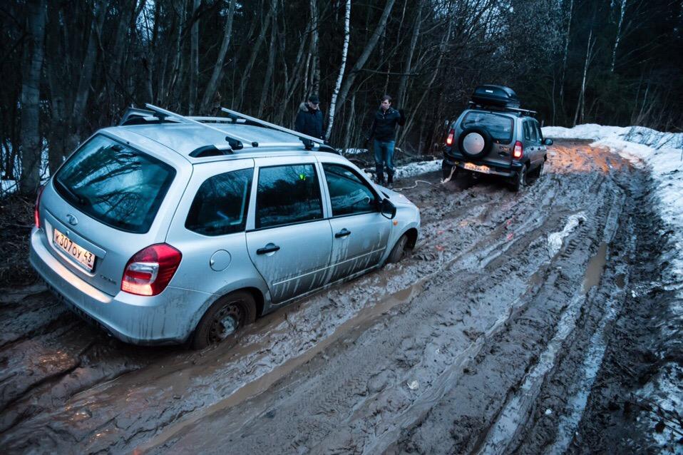 Многодетные семьи  собирают 150 тысяч рублей на строительство дороги