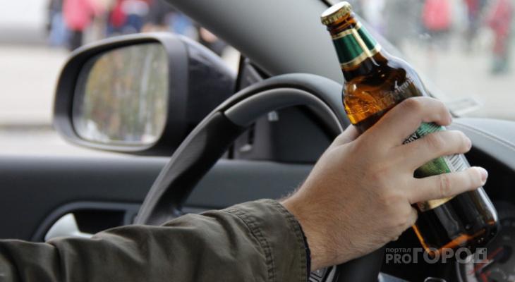 В Чепецке мужчину осудили за пьяную езду