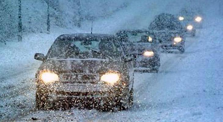 В понедельник на Кирово-Чепецк обрушатся сильнейшие снегопады