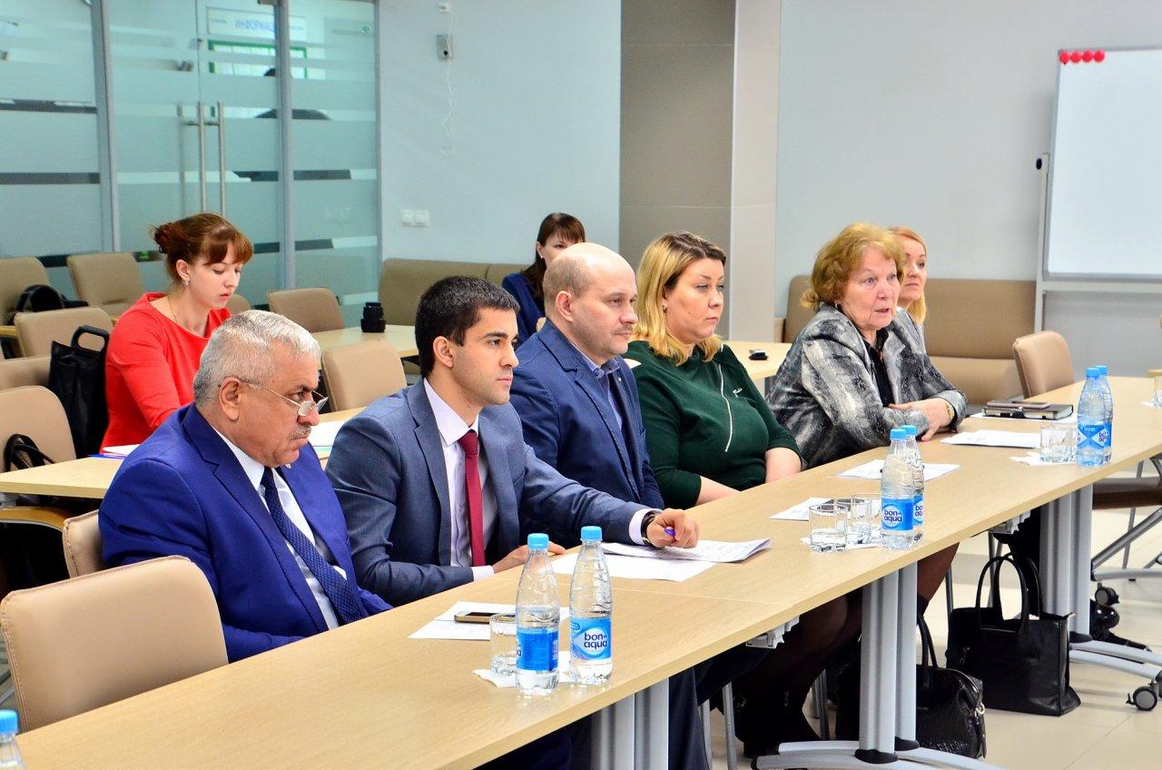 Члены Общественной палаты Кировской области посетили «УРАЛХИМ»