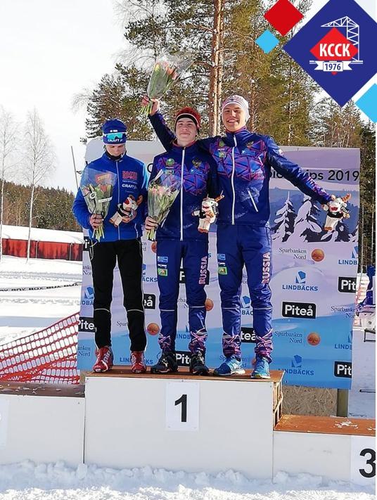 Кировский лыжник взял бронзу на соревнованиях в Европе