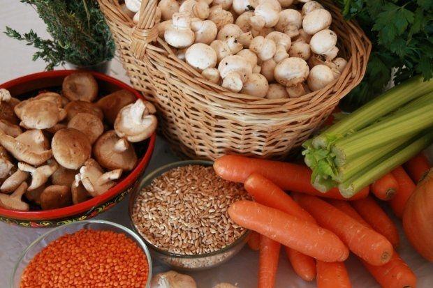 Великий пост: 3 основные ошибки в питании