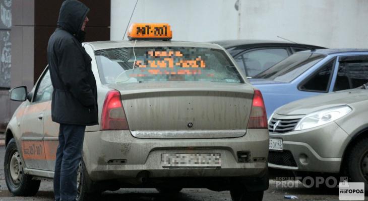 В чепецких такси появятся кассовые аппараты