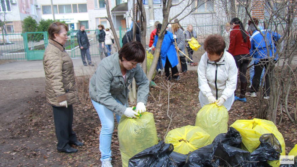 Региональный оператор пояснил, кто обязан вывозить мусор после субботников в Кирово-Чепецке