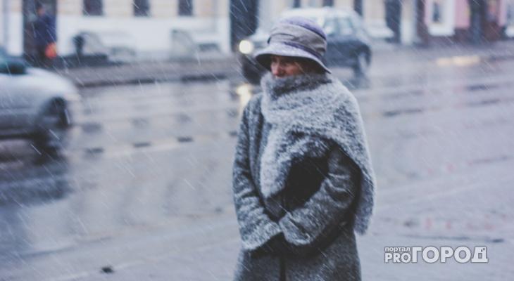 В четверг в Кирово-Чепецке целый день будет лить дождь