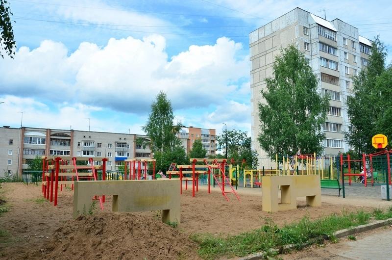 В Кирово-Чепецке появится еще одно общественное пространство для прогулок