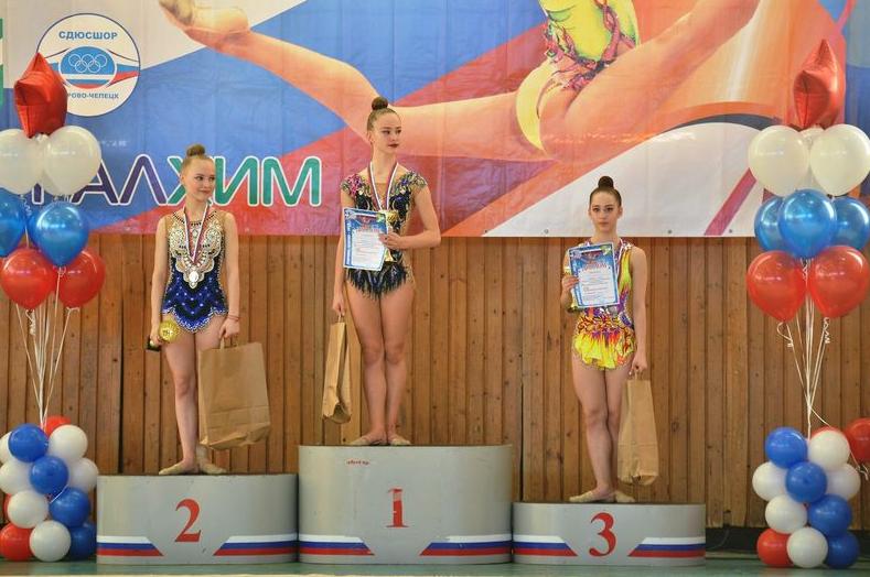 Фоторепортаж: в Кирово-Чепецке прошли соревнования по художественной гимнастике «Весенние ласточки»