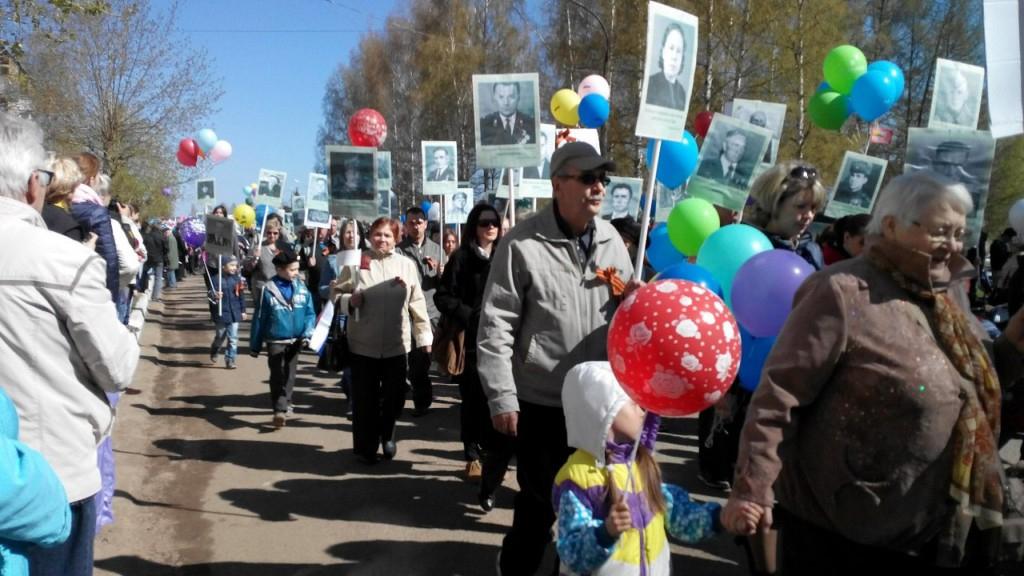 Известна программа мероприятий в День Победы в Кирово-Чепецке