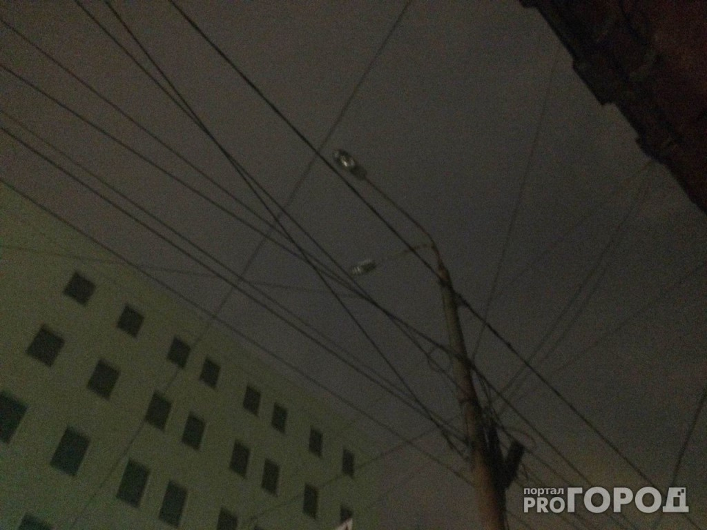 Чепчан на следующей неделе вновь ждет отключение электроэнергии
