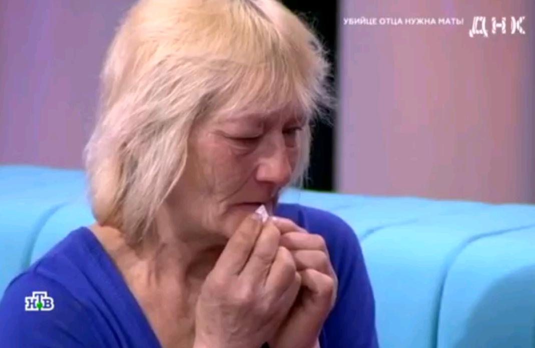 Чепчанка на канале НТВ встретила дочь, которую оставила в роддоме
