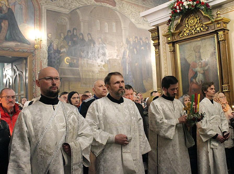 В воскресенье православные чепчане встречают Пасху