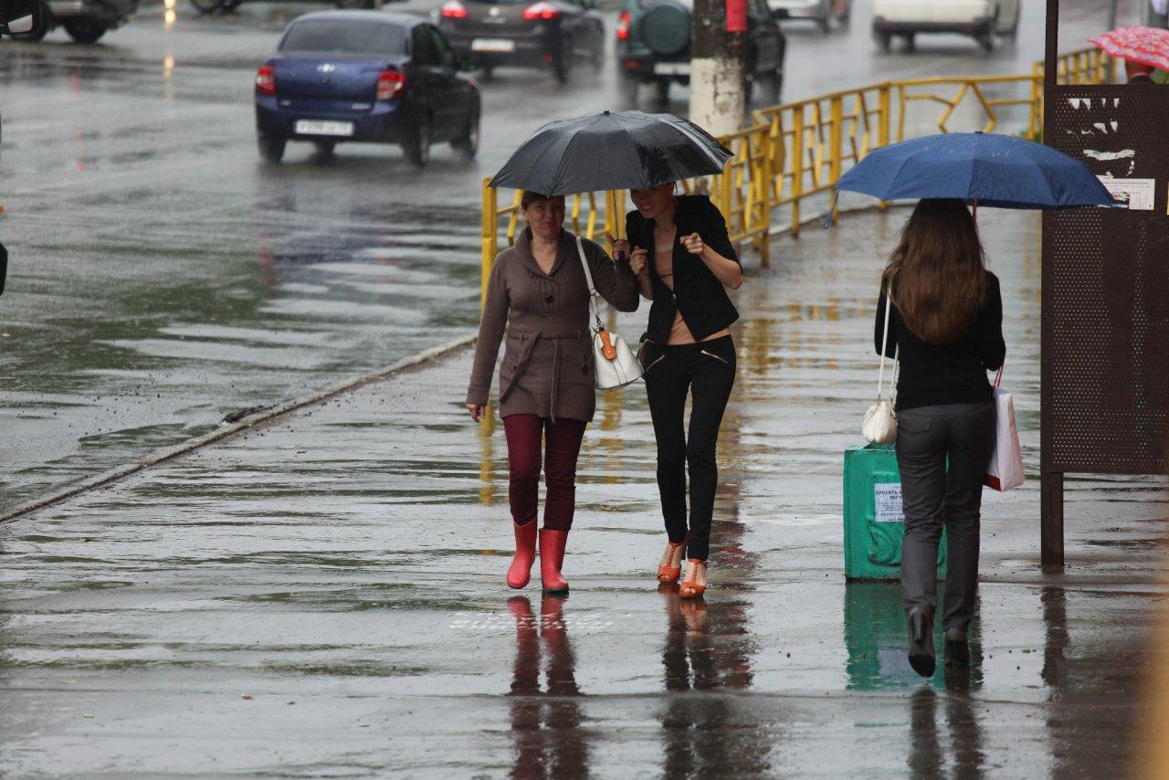 В Кирово-Чепецке ожидается резкое потепление и дожди