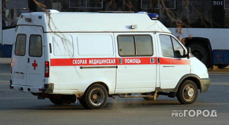 Во дворе на улице 60 лет Октября пенсионер на «Приоре» сбил школьницу