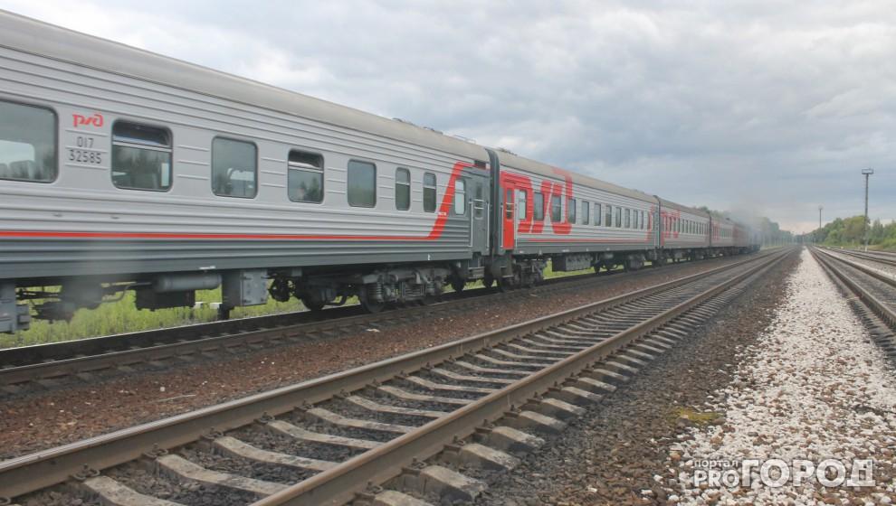Опубликовано расписание и цены на билеты в поезда из Кирова в Сочи и Анапу