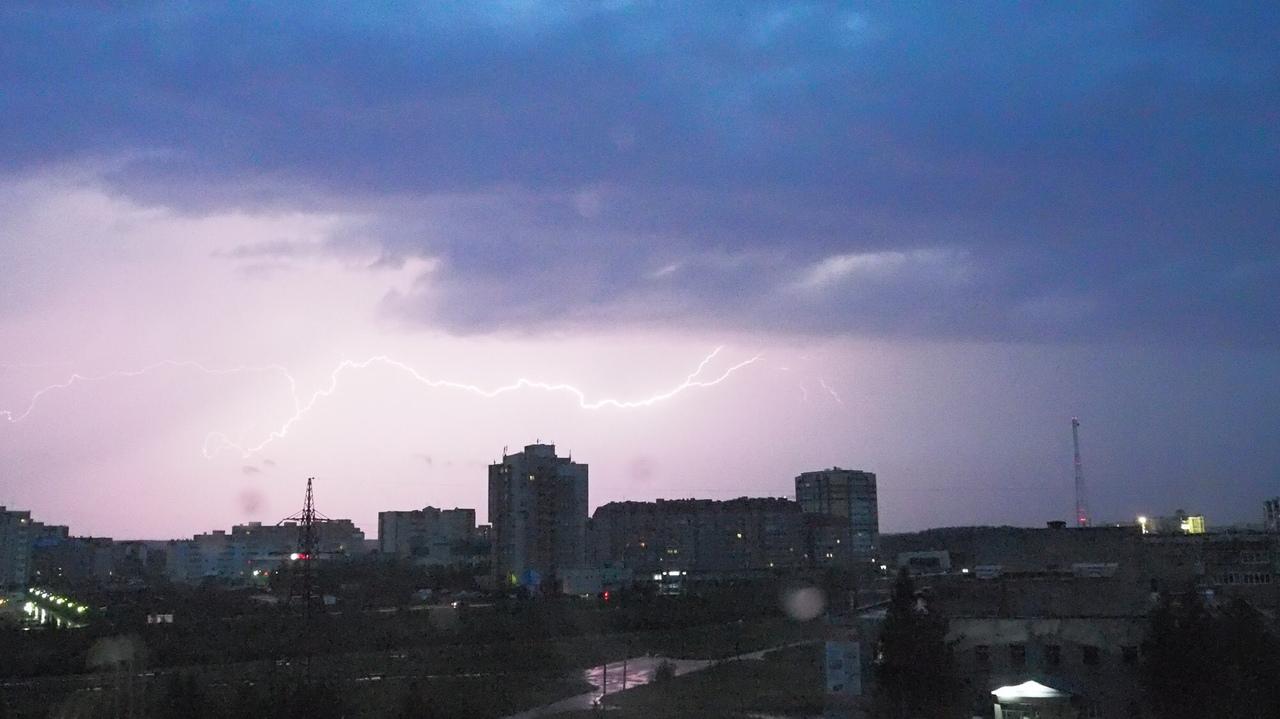 Синоптики рассказали, когда в Кирово-Чепецке пройдут первые грозы