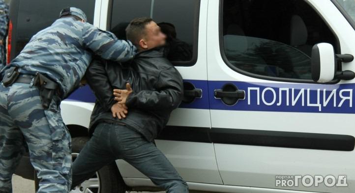 В Кирове задержали извращенца, который разделся перед 5-летними девочками