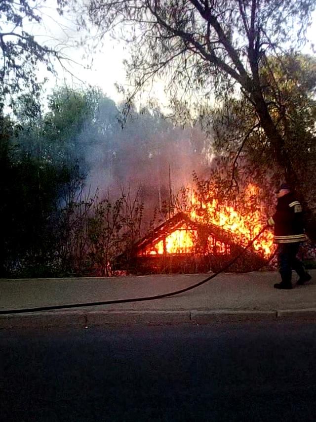 В МЧС рассказали, сколько пожаров произошло за прошлые сутки по Кировской области