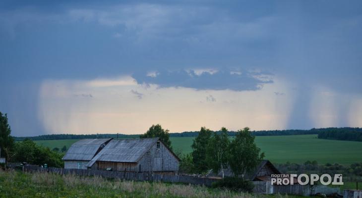 «Тепло, ясно, но ветрено»: появился обзор погоды на лето-2019 в Кировской области