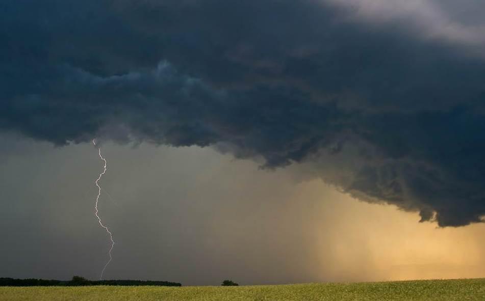 В Чепецке объявлено метеопредупреждение из-за жары и гроз