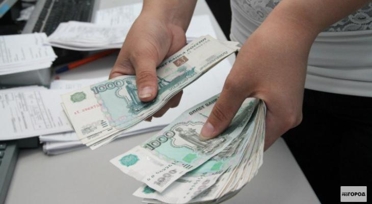 В Кирово-Чепецке живет больше всего должников по алиментам