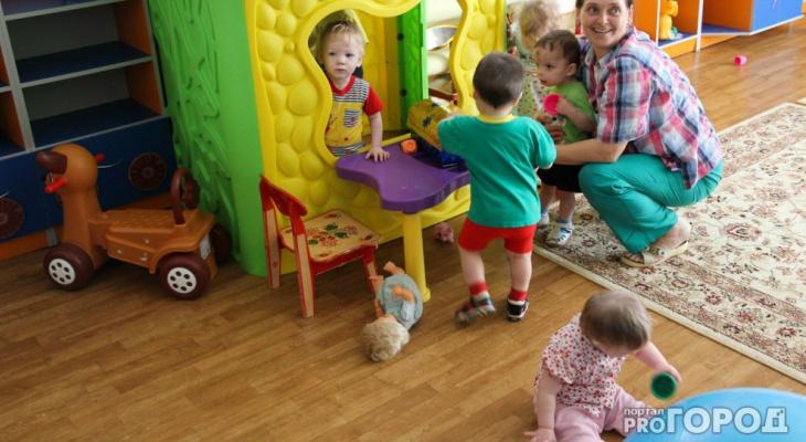 В Кирово-Чепецке началась выдача путевок в детские сады