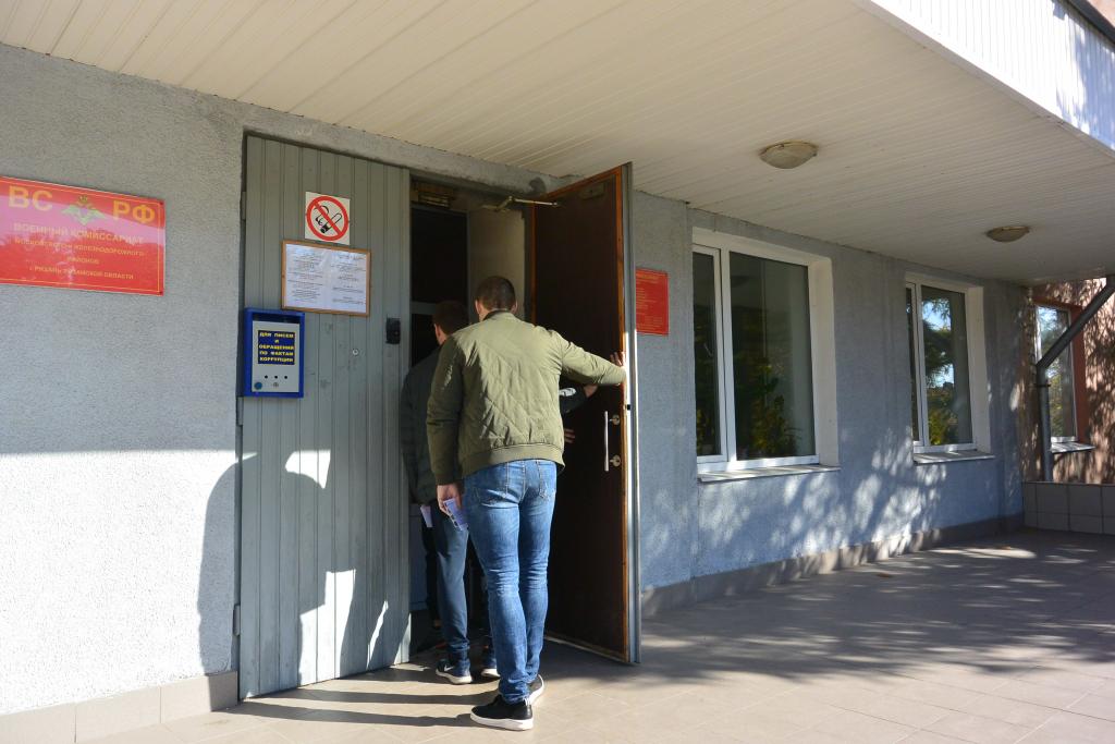 В Кирово-Чепецке осудили призывника, который 7 лет уклонялся от службы