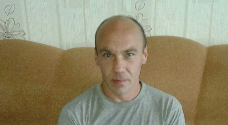 В Кировской области около недели  назад пропал 40-летний мужчина