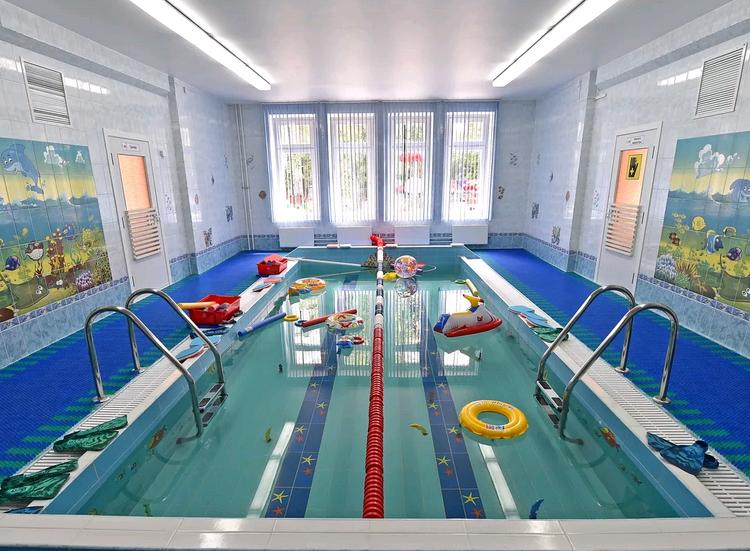 Ясли с бассейном  начнут строить в 23 микрорайоне