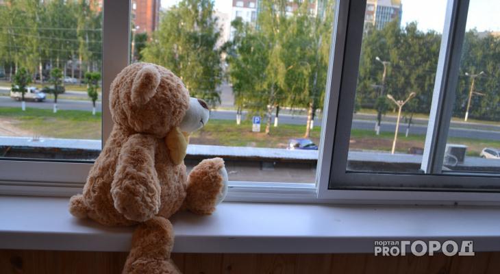 Завершено расследование по факту смерти ребенка в Кирово-Чепецке после падения из окна