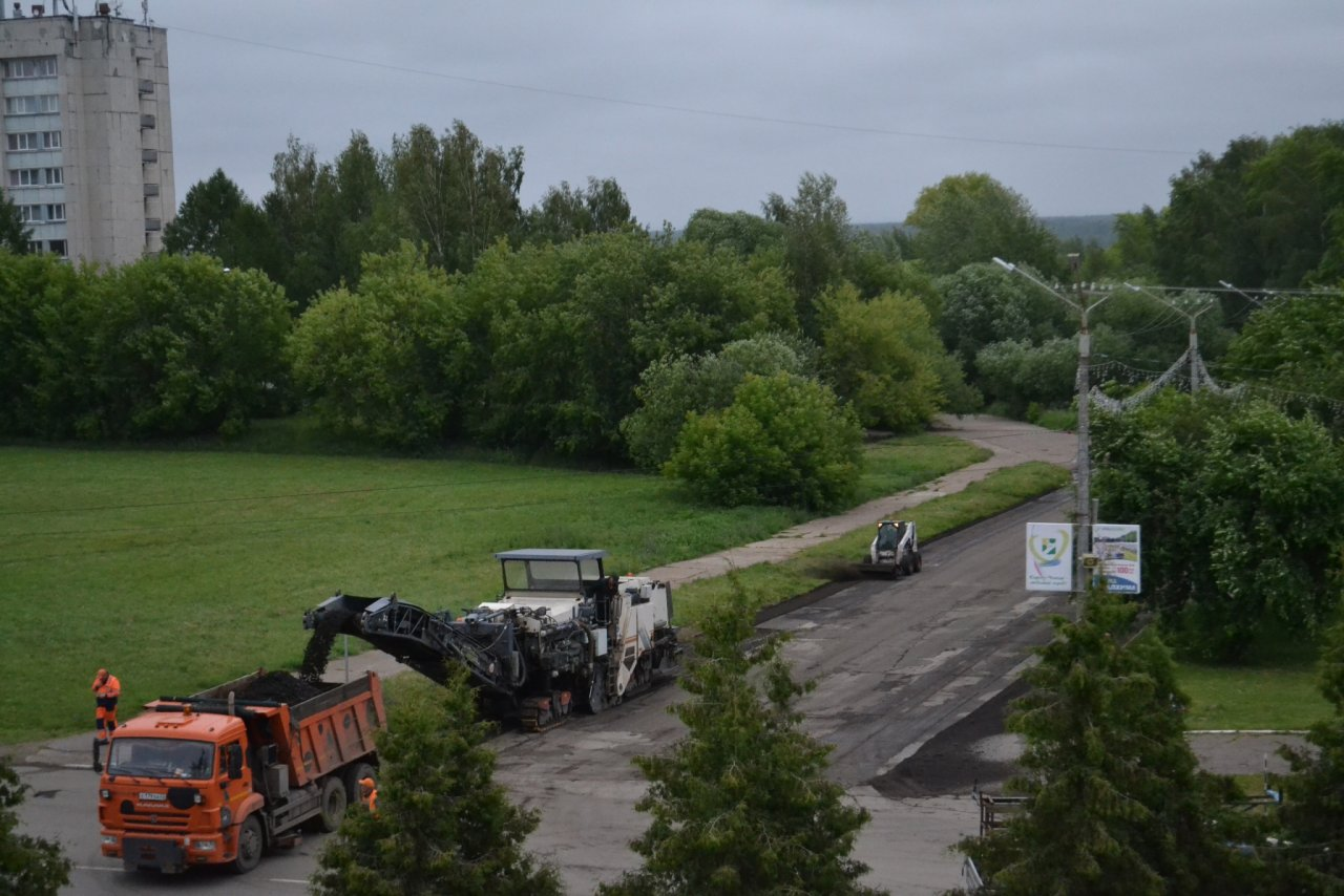 В Кирово-Чепецке отремонтируют еще две улицы