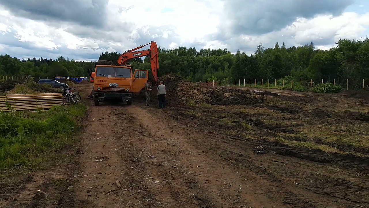 В Чепецке началось строительство яслей в 23 микрорайоне