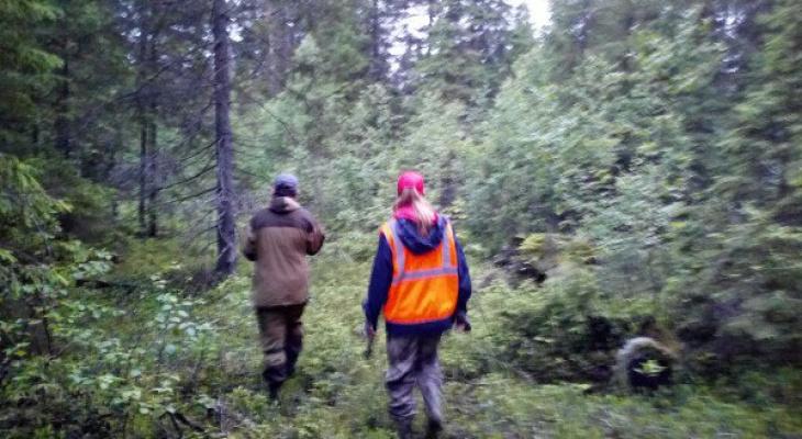 В Кировской области грибник провел в лесу пять дней без еды