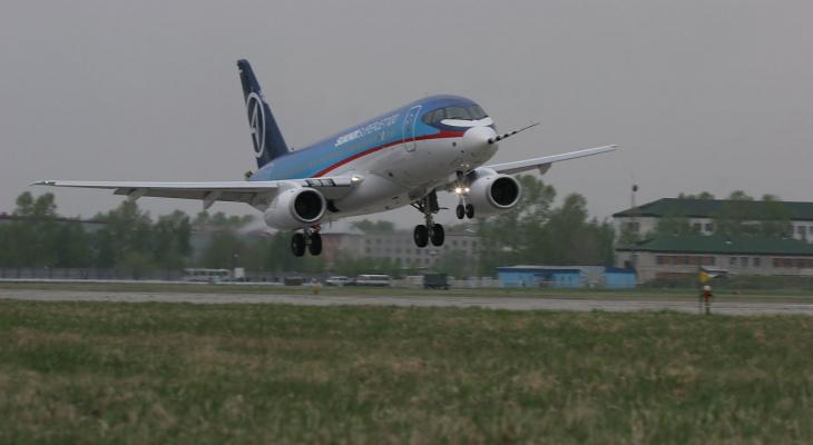 Жители Кировской области стали чаще летать на самолете