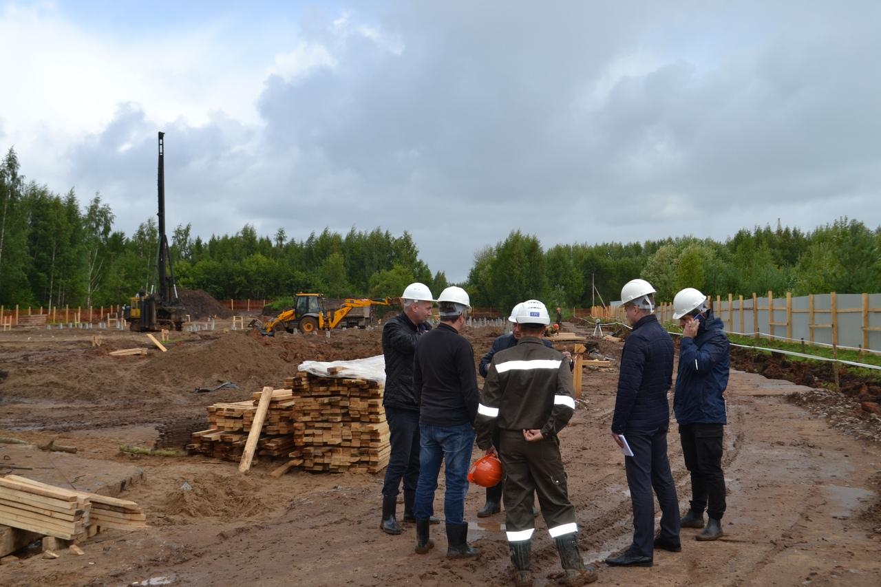 Что обсуждают в Чепецке: строительство детского сада и установку светофора