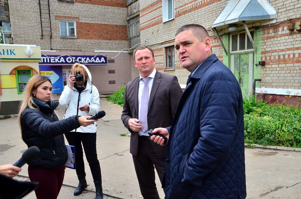 «УРАЛХИМ» продолжает проверять качество ремонта дорог в Кирово-Чепецке