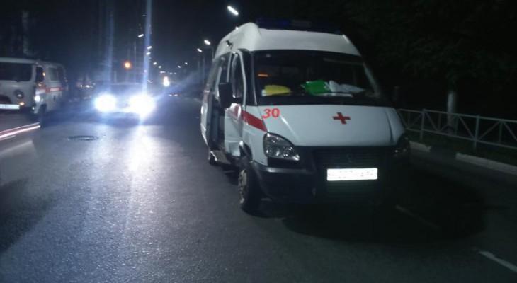 В Кирово-Чепецке из окна пятого этажа выпала женщина