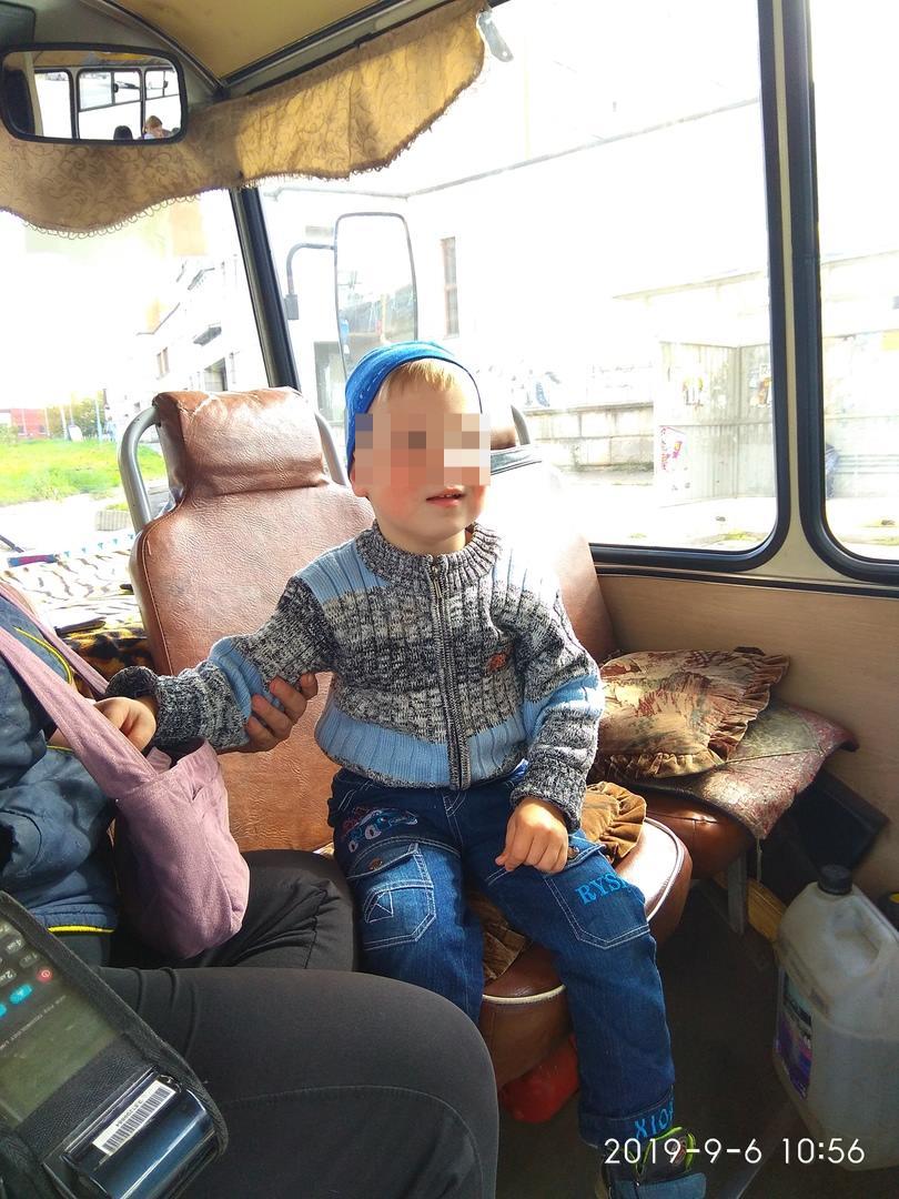 В Кирово-Чепецке нашли маленького мальчика без родителей