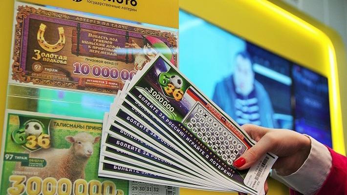 В Кирово-Чепецке начали активнее покупать лотерейные билеты